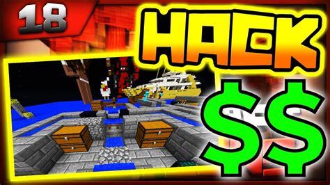 Hack + New Machine = Unlimited Money!!  Minecraft