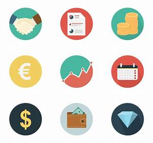 Financial Icons - 1,272 free vector icons