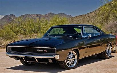 Charger Dodge 69 1969 Wallpapers Cars Rt