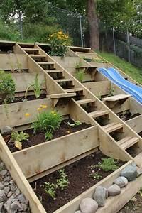 Jardin En Pente Raide : am nager son jardin en pente conseils pratiques et photos hillside landscaping hillside ~ Melissatoandfro.com Idées de Décoration