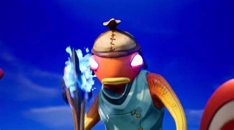 The Fortnite X Avengers Endgame Trailer Gives Fishstick Way Too Much Power