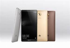 Le Huawei Mate 8 Est Officiel   Android Marshmallow Et Kirin 950 Au Programme