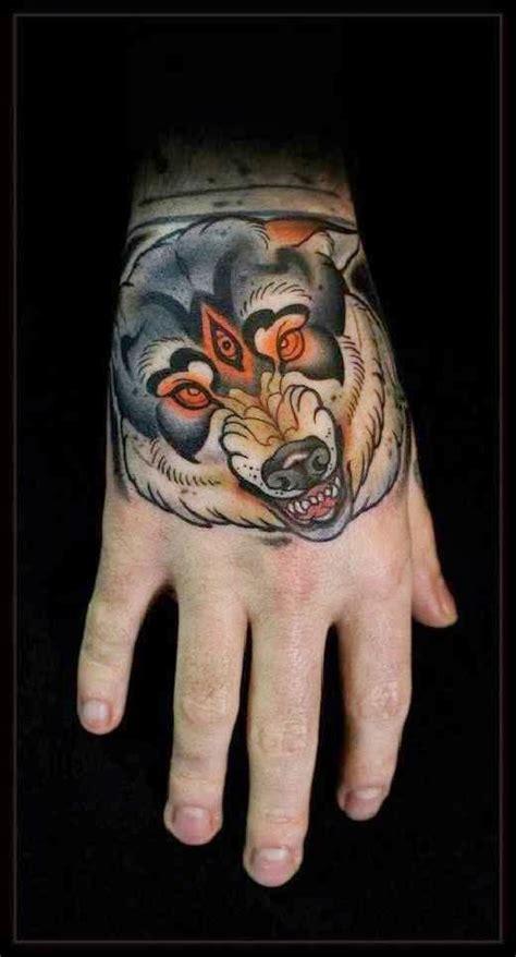 Tatuajes de lobos ideas y simbolismo Tatuaje de la