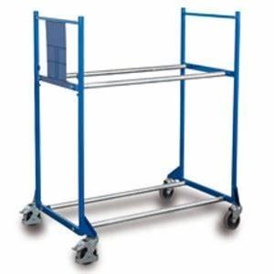Rack A Pneu : chariot ou rack pour pneus rack pneus axess industries ~ Dallasstarsshop.com Idées de Décoration