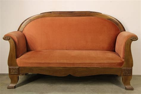 Deco Settee by Buy Antique Biedermeier Deco Settee Sofa From Antiques