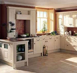 la cuisine style campagne decors chaleureux vintage With cuisine maison de campagne