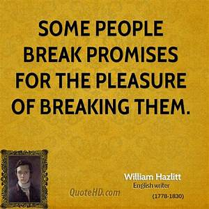 Breaking Promises Quotes. QuotesGram