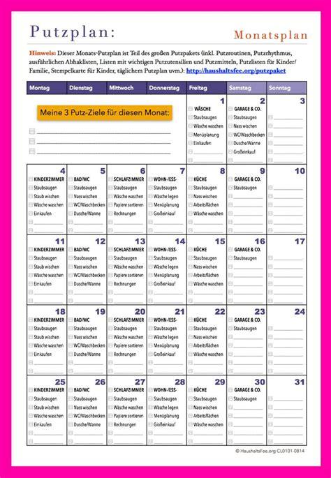 Wohnung Aufräumen Checkliste by Die 25 Besten Ideen Zu Haushalt Organisieren Auf