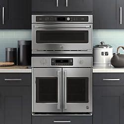 product insight ge cafe series french door wall oven wall oven french door oven wall oven
