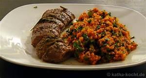 Bulgur Rezepte Vegetarisch : r cken vom jungweideschaf mit bulgursalat katha kocht ~ Lizthompson.info Haus und Dekorationen