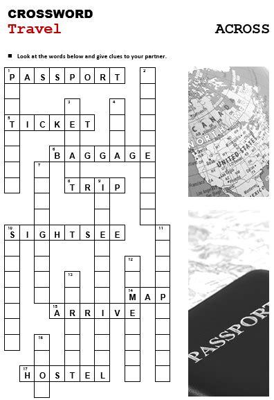 travelling crossword clue lifehackedstcom