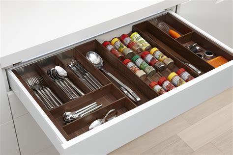 Lade Inrichting lade inrichting keuken ontwerp keuken accessoires