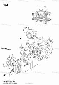 Suzuki Motorcycle 2008 Oem Parts Diagram For Front