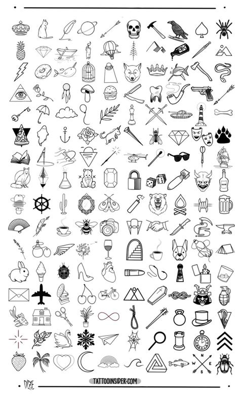 original small tattoo designs tattoo insider
