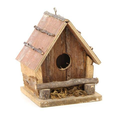nichoir leonard pour oiseau bois autres marques animalerie truffaut