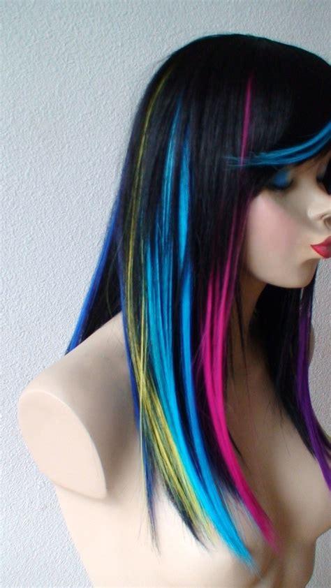 1000 Ideas About Rainbow Highlights On Pinterest
