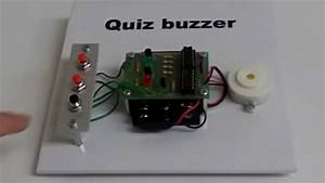 Demo - Quiz Buzzer -  Kitronik Co Uk