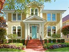 Exterior Colour Schemes For Victorian Homes by Bright And Cheery Paint Color Ideas For Ornate Victorian Houses This Old