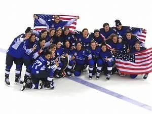 Team USA Women Win Gold | The Pink Puck