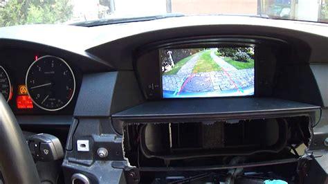 bmw e60 multimedia lcd gps usb sd tolat 243 kamera rear bmwtuning hu youtube