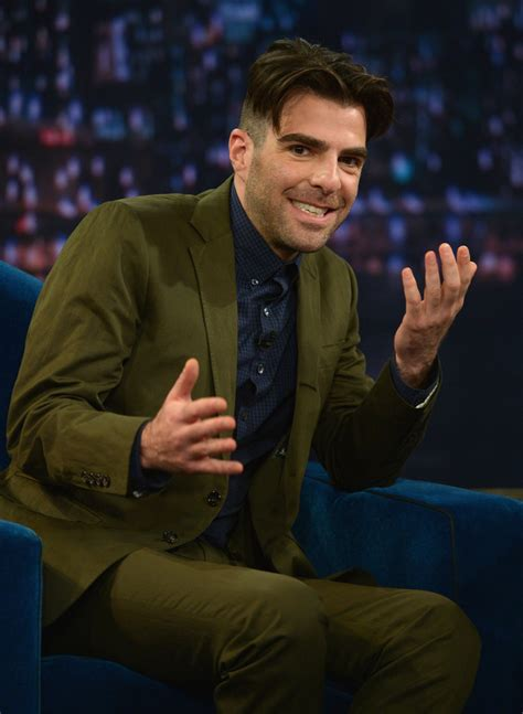 zachary quinto jimmy fallon zachary quinto photos photos zachary quinto stops by