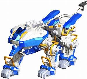 Quad Liger - Zoids Wiki