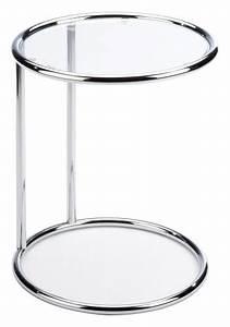 Beistelltisch Rund Glas : beistelltisch chrom rund energiemakeovernop ~ Indierocktalk.com Haus und Dekorationen