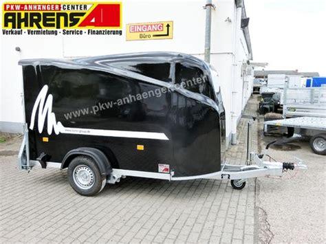 anhänger mit auffahrklappe motorradanh 228 nger mit kofferaufbau motorradtrailer koffer