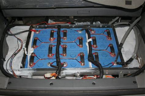 rid  recycle electric car batteries