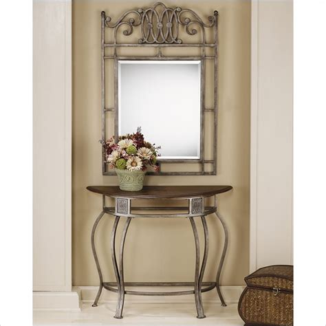 foyer table and mirror set foyer console table and mirror set furniture ideas