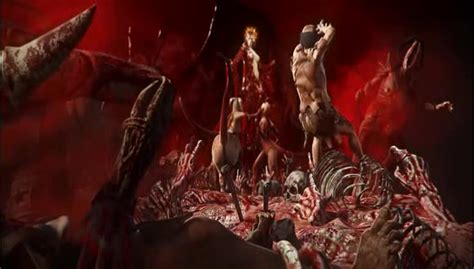 agony red goddess trailers  tech game