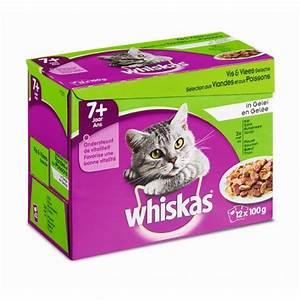 nourriture humide pour chat senior