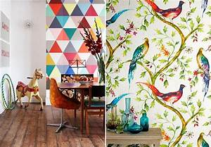 Latest Wallpapers decorating ideas on your elegant home ...
