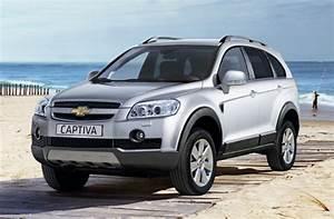 Cars Blog  Chevrolet Captiva