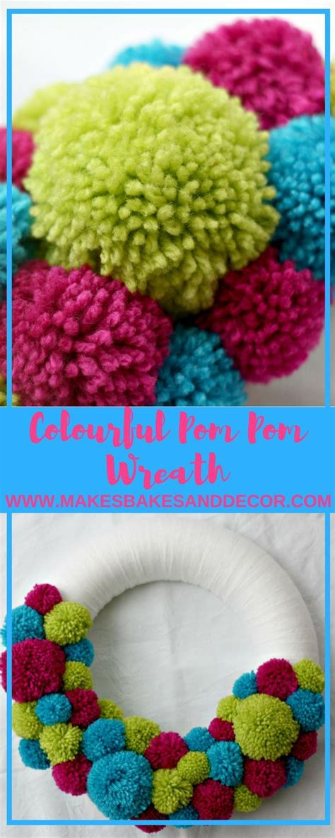 How To Make Decorations - best 25 pom pom decorations ideas on paper