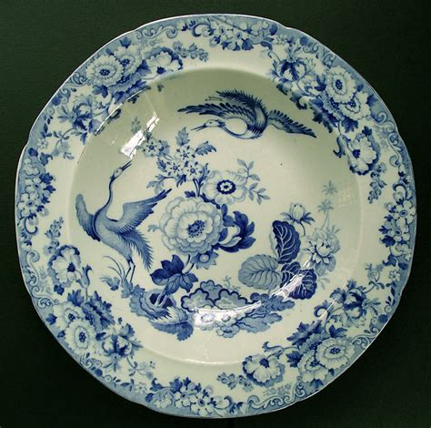 blue and white china l fine staffordshire hicks and meigh stone china exotic