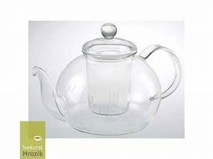 Teekanne Aus Glas Mit Sieb : teekanne glas kaufen mit sieb glasteekanne 1200ml ~ Michelbontemps.com Haus und Dekorationen