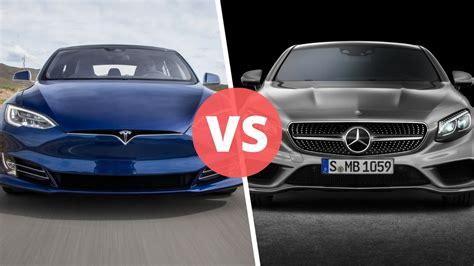 Tesla Vs by Tesla Vs Competitors Cost Of Maintenance Including