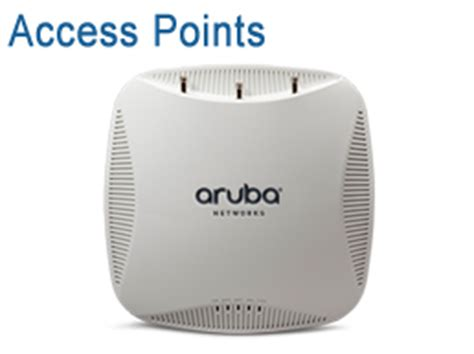 optrics partner aruba wireless networking