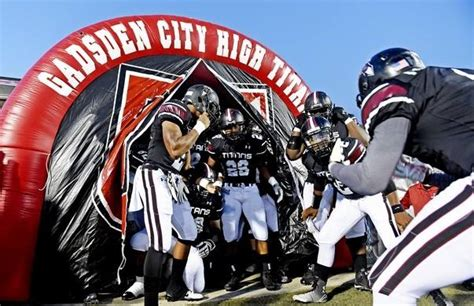 football pep rally schedules gadsden city schools