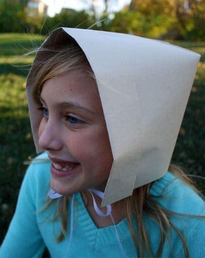 pilgrim bonnet   paper skip   lou