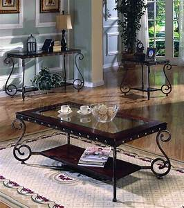 Ash burl framed glass top traditional coffee table w shelf for Traditional glass top coffee table