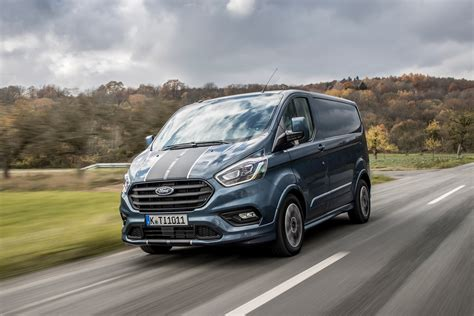 Ford Transit Custom Review Auto Express