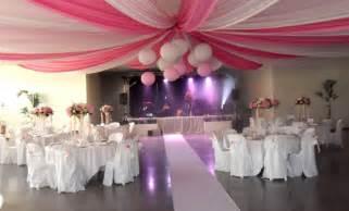 decorations de mariage décoration de votre salle de mariage à grenoble