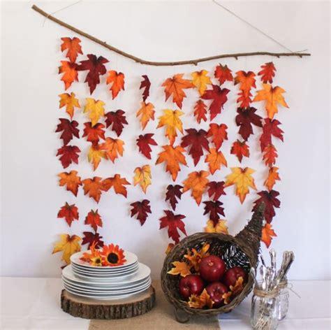 Herbstdeko Fenster Basteln Kindern by Herbstdeko Selber Basteln Dansenfeesten