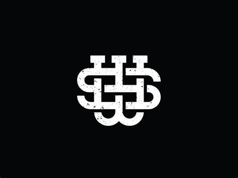 sw monogram pt   ryan prudhomme  dribbble
