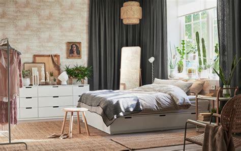 ikea möbel schlafzimmer 1001 id 233 es pour la d 233 coration d une chambre gris et violet