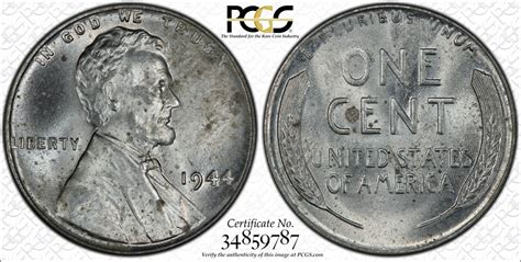 Pcgs-graded Bronze 1943 Lincoln Cent Sells For Over  Million