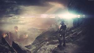 Wallpaper Halo 5: Guardians, 4k, HD wallpaper, game, fps ...