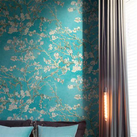 van gogh almond blossom wallpaper gallery